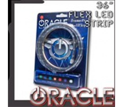 2010-2014 36' Oracle Flex LED Strip RGB ColorSHIFT - Classic Muscle (RP5106)