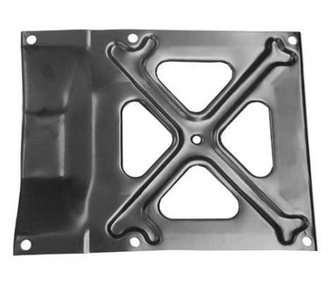 1967-1969 Convertible Floor Pan Reinforcement - Classic Muscle (3903482)
