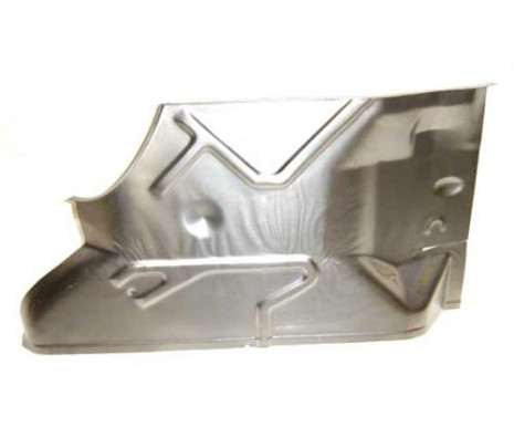 1973-1977 Chevelle/M. Carlo LH Trunk Floor Section Made in USA - Classic Muscle (9692669LA)
