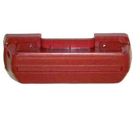 1968-1969 Base - Red - RH - Classic Muscle (8769926R)