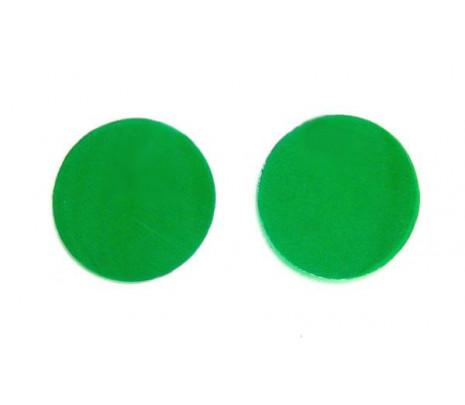 1955-1956 Signal Green Lens Set - Classic Muscle (10536-128)