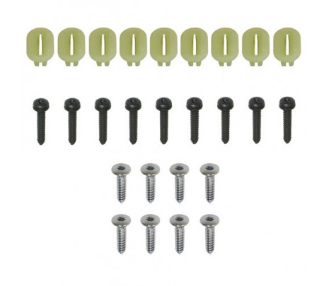 1979 Camaro Grille Hardware Kit Standard - Classic Muscle (270935)