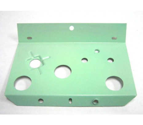 1968-1974 Front Mounting Plate - Fuel/Oil - Classic Muscle (6480878)
