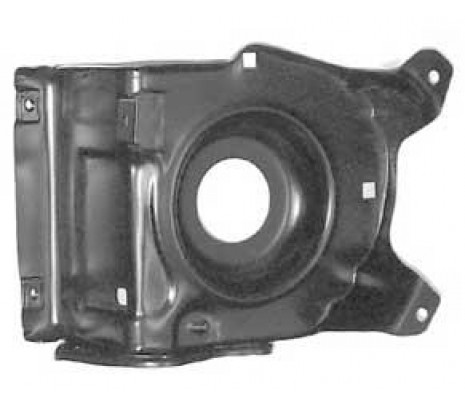 1967 Headlamp Housing - RH (including motor plate) - Classic Muscle (3898180)