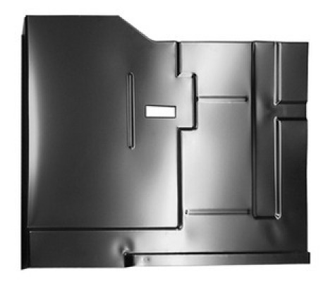73-'91 BLAZER FLOOR PAN UNDER REAR SEAT, DRIVER'S SIDE - Classic Muscle (0853-223)