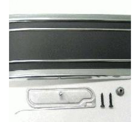1969-1970 Front Bed - LH - Classic Muscle (1704KGM)