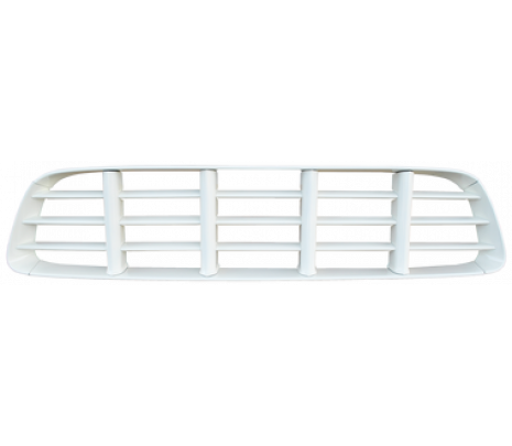 1955-56 Chevy Truck Grille 2nd Series,Painted Milk White (Ready to Install) - Classic Muscle (847045)