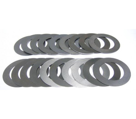 1964-1981 Differential Bearing Shim Kit (2-.010, 4-.012, 2-.016, 2-.020, 4-.100) - Classic Muscle (1105-R)
