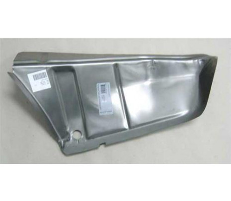 1967-1968 Camaro RH Trunk to Quarter Panel Filler - Classic Muscle (7585173A)