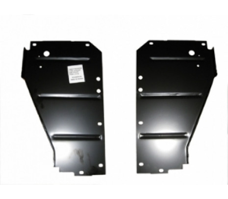 1956 Radiator Support Side Filler Panels (pair) RH/LH - Classic Muscle (1356P)