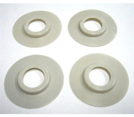 1967-1969 Crank Handle Plastic Backing Washer Set - Classic Muscle (1369R)