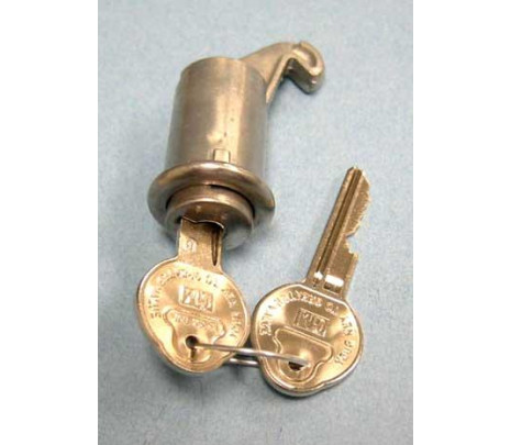 1962-1965 Original Key - Classic Muscle (163A-CL)
