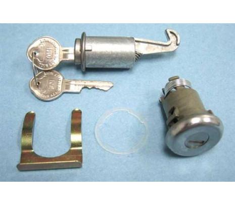 1968 Original Key - Classic Muscle (122A-CL)