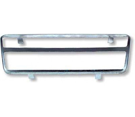 1967-1969 A/T Brake Pedal Trim Plate (optional) - Classic Muscle (3888683)