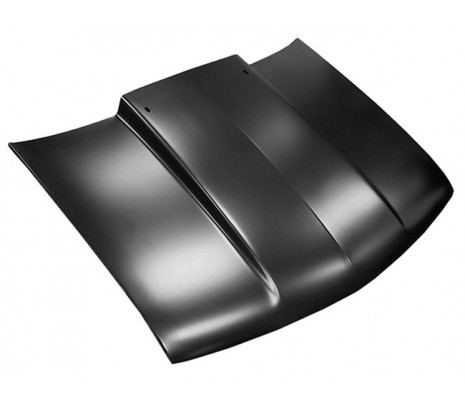 1994-2003 Chevy S-10 Cowl Induction Style Hood 1st design (TRUCK FREIGHT) - Classic Muscle (0872-035)