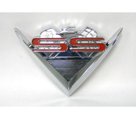 1961 'SS' Impala Emblem MADE IN USA - Classic Muscle (3789288)