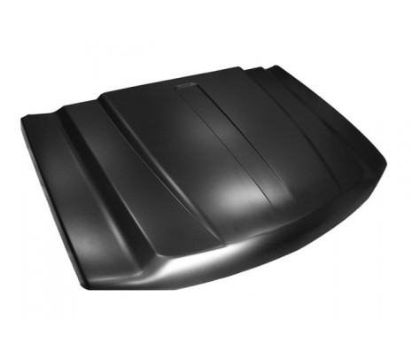2006-07 Silverado Cowl Induction Hood (also fits 05-07 HD) TRUCK FREIGHT - Classic Muscle (0856-044)