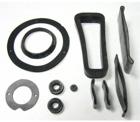 1955-1956 Deluxe Heater Seal Kit - Classic Muscle (3715546K)