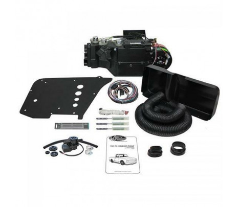 1967-72 Chevy Truck without A/C, with Panel Gen-IV SureFit Evaporator Kit - Classic Muscle (751171)