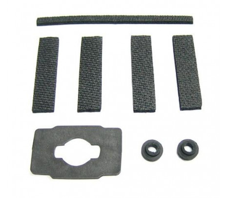 1955-1956 Cluster Gasket Kit - Classic Muscle (13529-128)