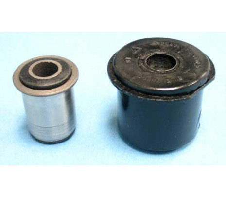 1965-1966 Rear Axle Rod Bushing Kit with H.D. Suspension (includes 1 1/8' OD & 1 7/8' OD bushings) - Classic Muscle (1374270K)