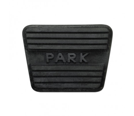 1974-1988 GM Truck Park Brake Pedal Pad - Classic Muscle (39514)