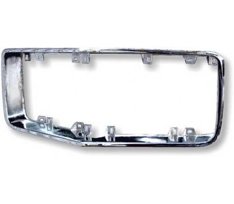 1970-73 Camaro RS Grille Filler (chrome) - Classic Muscle (3973942R)