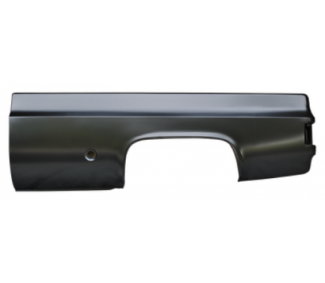 1976-78 C10 LH Bedside Long bed w/round Gas Filler Hole (TRUCK FREIGHT) - Classic Muscle (1756110R)