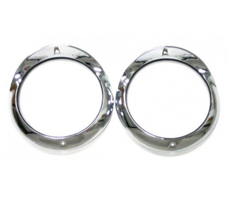1955 Bezels with Seals (import) - Classic Muscle (3710858R)