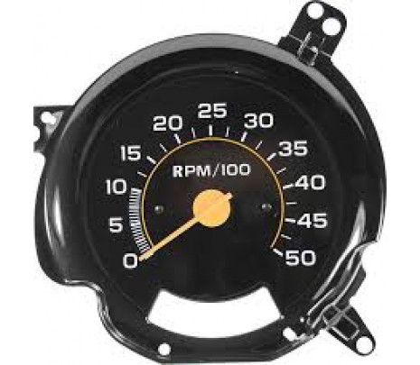 1979-87 Chevy/GMC Truck Tachometer W/ V8 Engine 2nd design - Classic Muscle (25058083)