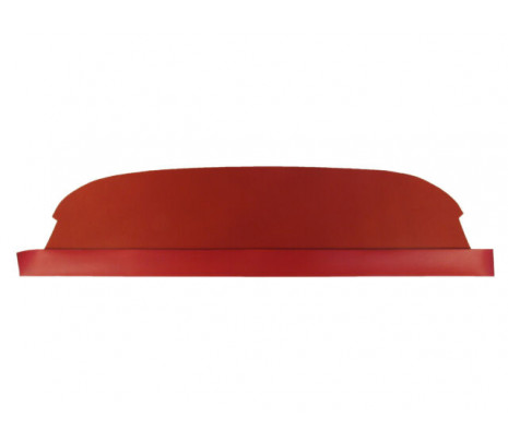 1962-64 Impala 2 door H/T Red Package Tray (OVERSIZE ITEM) - Classic Muscle (63BP67)