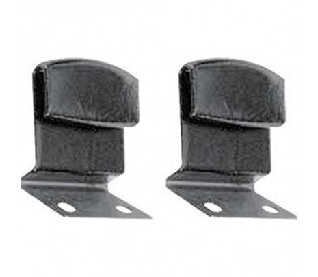 1970-1981 Roof Rail Weatherstrip Blow out Clips [pr] - Classic Muscle (9632840)