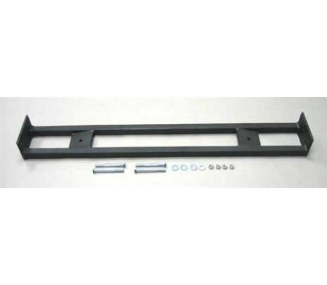 1955-1957 Custom (HD type) Upper Shock Mounting Frame (eliminates mounting rear shocks to floor pan) (standard frame) - Classic Muscle (10607-128)
