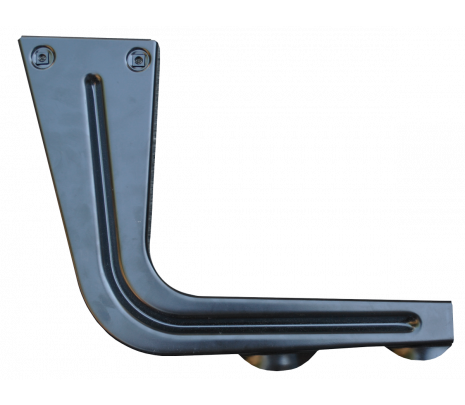 1967-1972 Chevrolet and GMC stepside pickup bed step hanger, driver's side - Classic Muscle (849187)