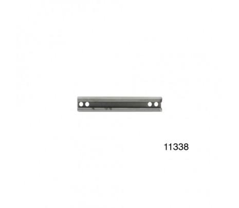 1957-1957 2 Door Sedan 7 Wagon Qtr Window Glass Track - Classic Muscle (11338)
