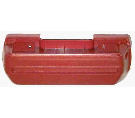 1968-1969 Base - Red - LH - Classic Muscle (8769927R)