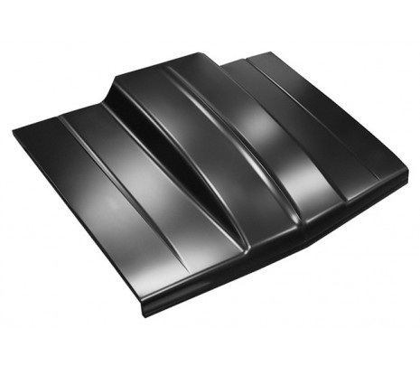 1982-1993 Chevy S-10 4 inch Cowl Induction Hood (TRUCK FREIGHT) - Classic Muscle (0870-037)