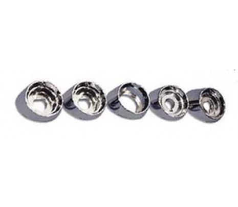 1957 BelAir Chrome Ring Set - Classic Muscle (1454-140)