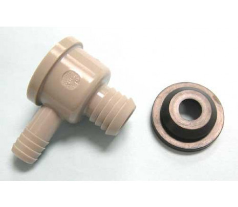 1968-1979 Check Valve with Grommet Kit - Classic Muscle (2492GM)