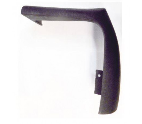 1975-78 Nova Left Fender Extension (USA Made Plastic) - Classic Muscle (347513R)