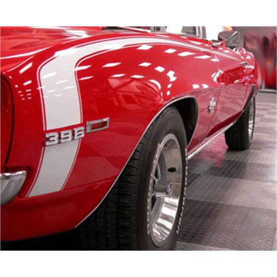 1969 Camaro *SS Stencil Kit (fenders & doors) - Classic Muscle (1051023-A)