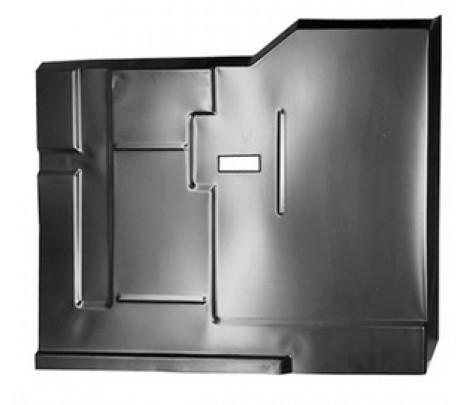 73-'91 BLAZER FLOOR PAN UNDER REAR SEAT, PASSENGER'S SIDE - Classic Muscle (0853-224)