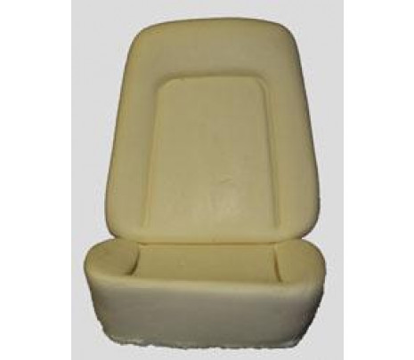 1967 Camaro Deluxe Interior Seat Foam Made in USA (per seat) - Classic Muscle (103-AG)
