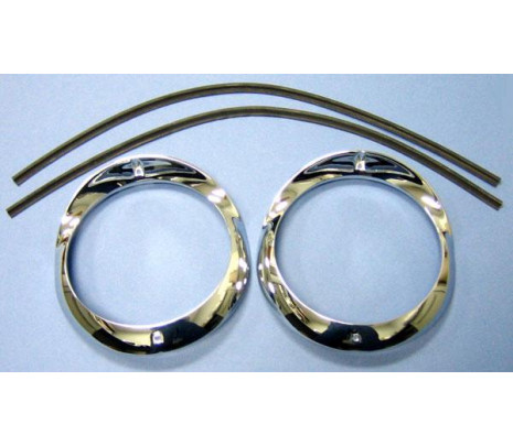 1955 Bezels with Seals MADE IN USA - Classic Muscle (3710858A)