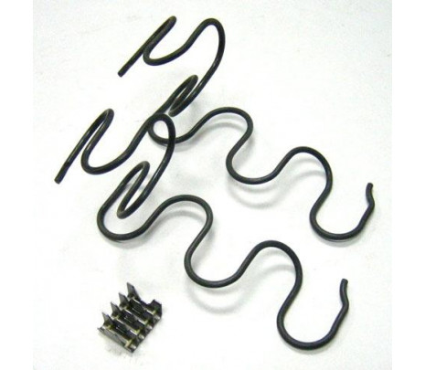 1964-1965 Chevelle/El Camino Bucket Seat Side Support Springs,Does 1 Seat - Classic Muscle (120-AG)