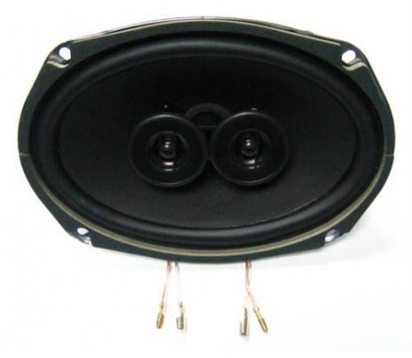 1958-1960 Dual 120 Watt Speaker Assembly - Classic Muscle (1006DVC)