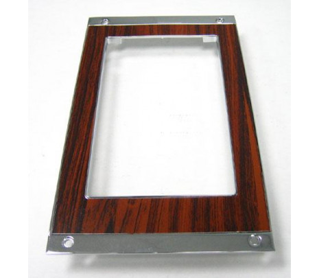 1969 A/T Shift Plate (rosewood) (with #10B nuts) - Classic Muscle (3949591)