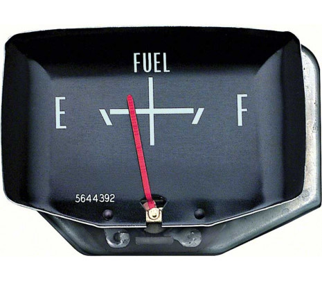 1963 Chevrolet Impala / Bel Air / Biscayne Fuel Gauge - Classic Muscle (5644392)