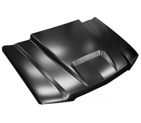 2003-05 Silverado (exc 2500 HD) Ram Air Style Hood (TRUCK FREIGHT) - Classic Muscle (0856-043)