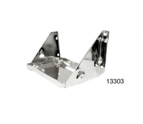 1955 1956 BELAIR CHROME BATTERY TRAY - Classic Muscle (13303BT)
